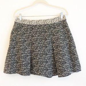 Banana Republic Skirts - Banana Republic Pleated Tweed Mini Skirt
